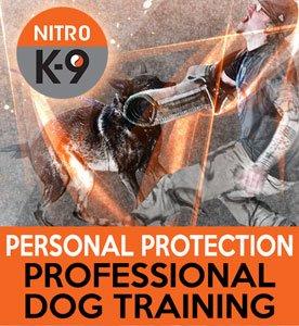 Nitro K9 Personal Protection Professional Dog Training